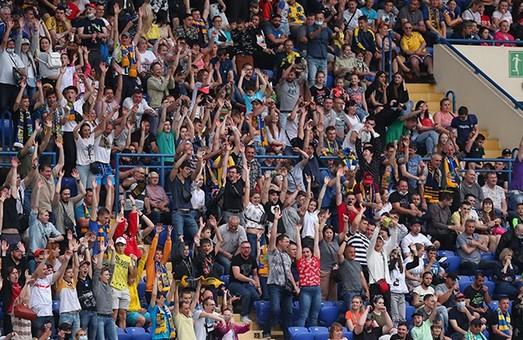 В Харькове проданы все билеты на матч «Металлист» — «Оболонь» 22 августа