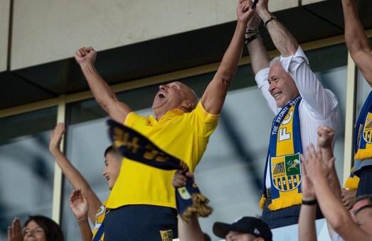 Александр Ярославский: «Мы, «Металлист», от всей души посвящаем эту победу Харькову!»