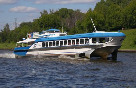 Из Киева в Канев скоро можно будет добраться на «Ракете»
