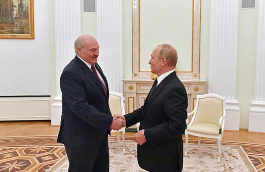 Путин и Лукашенко согласовали программы интеграции России и Беларуси