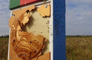 Белорусы обвинили Украину в обстреле пограничного знака