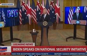 Байден забыл имя премьера Австралии
