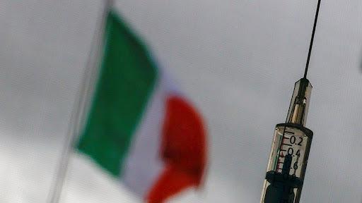 Италия первой в Европе вводит обязательную вакцинацию от COVID-19