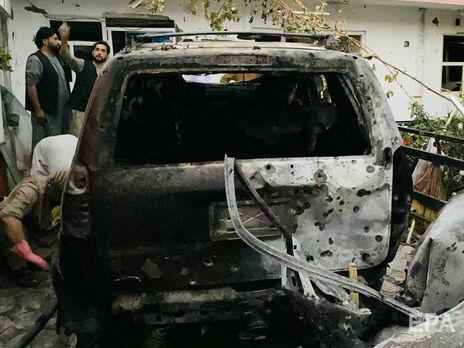 Американские военные признались в убийстве десяти гражданских в Афганистане