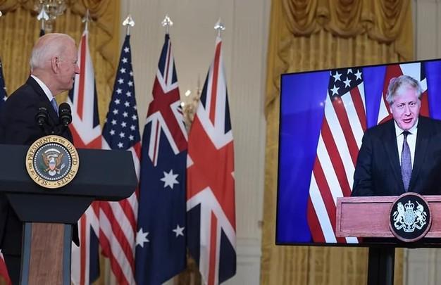 Франция отменила встречу с Британией из-за новосозоданного союза AUKUS