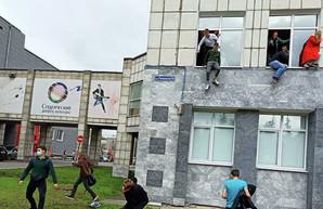 Неизвестный открыл стрельбу в университете в Перми
