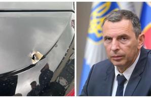 Под Киевом обстреляли авто первого помощника Зеленского Шефира