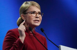 Тимощенко назвала закон об олигархах классическим фейком