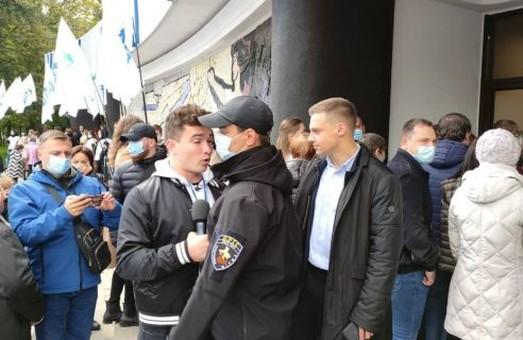 Выборы в Харькове: выдвижение Терехова не обошлось без скандалов