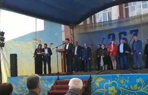 В Одесской области так и не смогли победить украинский язык (ВИДЕО)