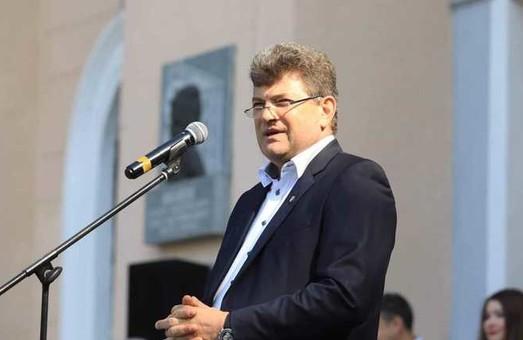 Запорожский мэр подал в отставку