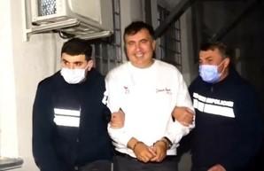 Саакашвили задержали в Грузии (Видео)