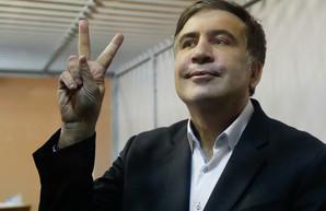Саакашвили начал голодовку и озвучил условия ее прекращения