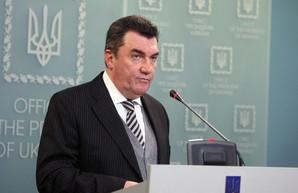 СНБО введет санкции против лиц, причастных к российским выборам в Крыму