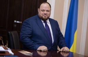 Руслан Стефанчук – новый спикер Верховной Рады