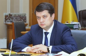 Разумков прокомментировал слова Арахамии о возможном лишении мандата