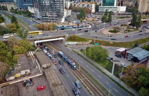 В Киеве собрались восстанавливать скоростной трамвай в центр города за кредит Всемирного банка (ВИДЕО)