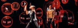 Танцующие ITшники: в Харькове покажут мультимедийный спектакль  P.A.N.TER